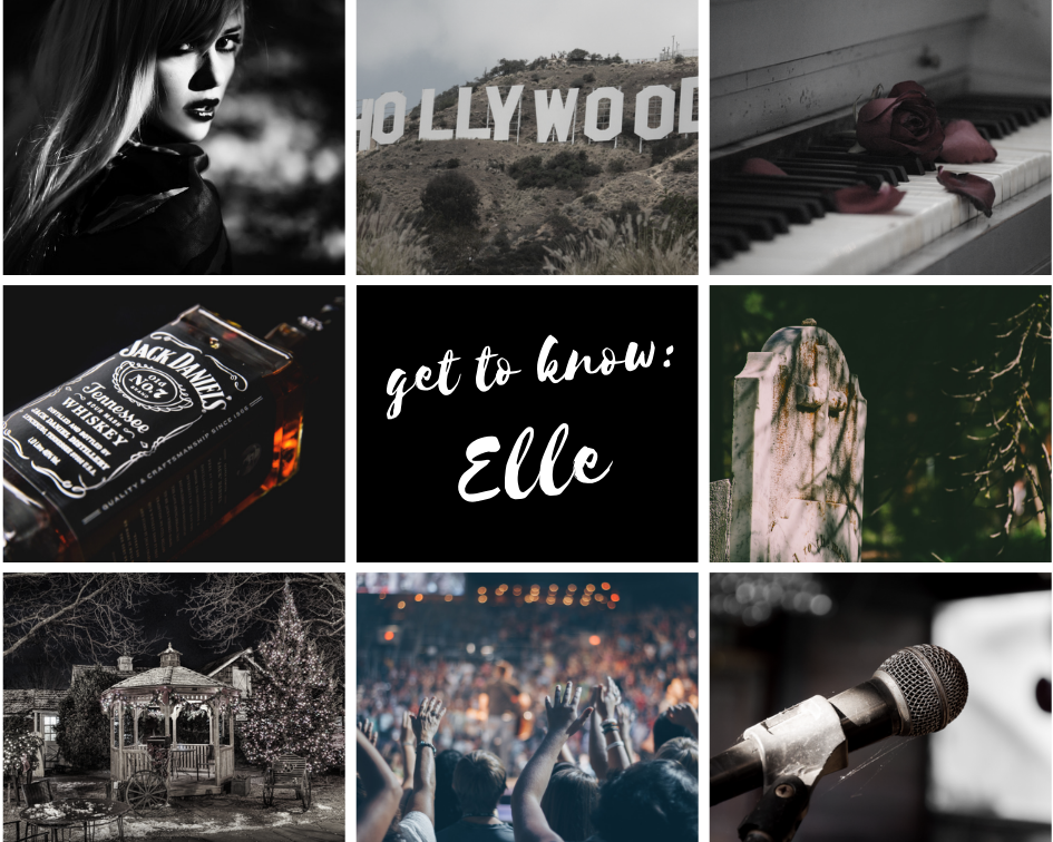 Character Profile: Get to know the character, Elle from A Deadly Melody