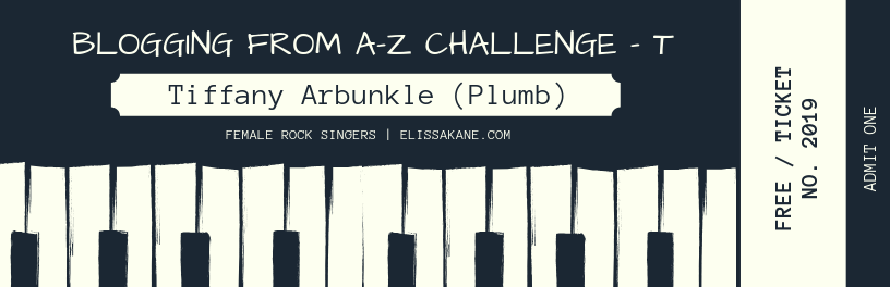 2019 Blogging From A-Z Challenge: T is for Tiffany Arbunkle (Plumb)
