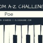 Blogging From A-Z Challenge: P is for Poe