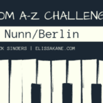 Blogging From A-Z Challenge: N is for Terri Nunn