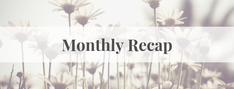 Monthly Recap | October 2019