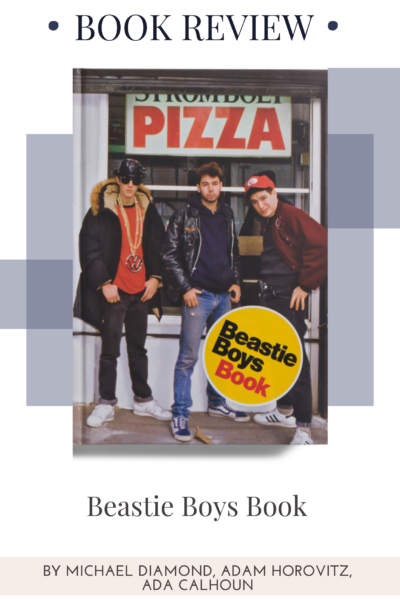 Book Review: Beastie Boys Book